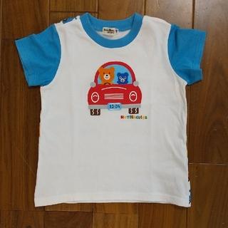 ホットビスケッツ(HOT BISCUITS)のミキハウス ホットビスケッツ Tシャツ100cm(Tシャツ/カットソー)