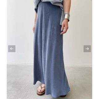 L'Appartement DEUXIEME CLASSE - SHAINA MOTE/シャイナモート FLARE SKIRT  size36