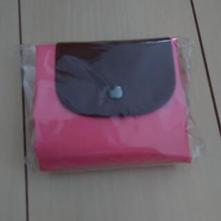 ファンケル(FANCL)のFANCL オリジナル コンビニバッグ〈ピンク〉(エコバッグ)