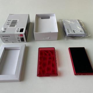 SONY - SONY ウォークマン Aシリーズ NW-A105(R) 16GB 美品