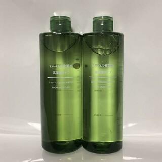 MUJI (無印良品) - ■新品未開封■ 無印良品ハーバル化粧水 高保湿タイプ/400ml/【2本セット】