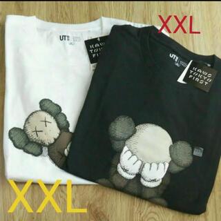 UNIQLO - カウズ ユニクロ 新品 Tシャツ XXL