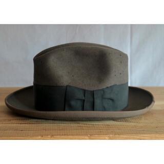 トーキョーハット TOKIO HAT ビンテージ ハット 中折れ帽 フェルト
