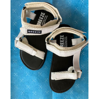 BREEZE - 子供靴 サンダル BREEZEE
