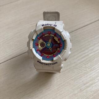 ベビージー(Baby-G)のG-SHOCK 腕時計(腕時計(デジタル))