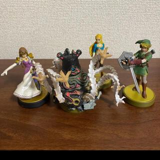 Nintendo Switch - ゼルダの伝説 amiiboセット Nintendo Switch