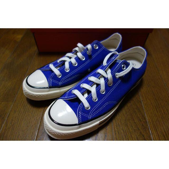 CONVERSE(コンバース)のコンバース ALL STAR CT70 OX パープル 26.0cm US7.5 メンズの靴/シューズ(スニーカー)の商品写真