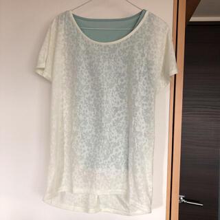 フェリシモ(FELISSIMO)のTシャツ タンクトップセット(カットソー(半袖/袖なし))