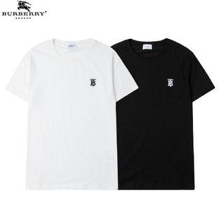 BURBERRY - 男女兼用☆2枚8000円☆BURBERRY 3265#☆Tシャツ新品☆バーバリー