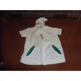 ハッカキッズ(hakka kids)のハッカキッズ トップス 半袖 パーカー サイズ130(Tシャツ/カットソー)