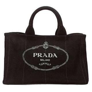 PRADA - PRADA カナパ 黒 トートバッグ #4617