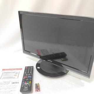 シャープ(SHARP)のSHARP シャープ 19V型 液晶テレビ AQUOS LC-19P5-B(テレビ)