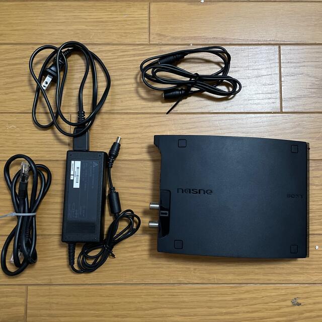 Buffalo(バッファロー)のnasne ナスネ 1TBモデル PS4 Buffalo スマホ/家電/カメラのテレビ/映像機器(その他)の商品写真