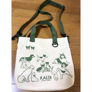 KALDI - カルディ わんわんトートバッグ