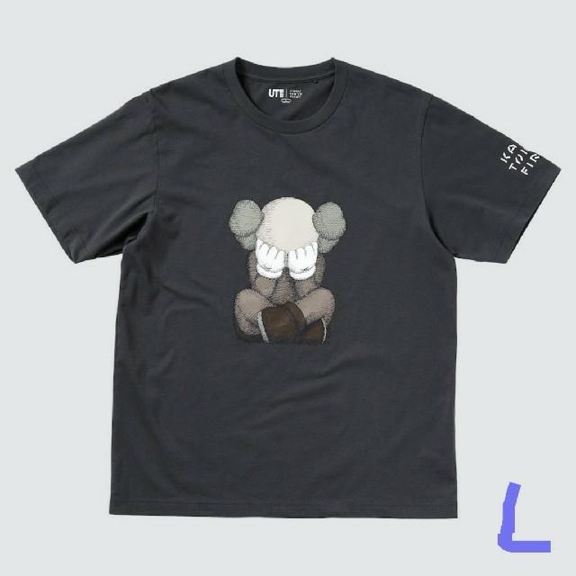 UNIQLO(ユニクロ)のユニクロ カウズ メンズ L  メンズのトップス(Tシャツ/カットソー(半袖/袖なし))の商品写真