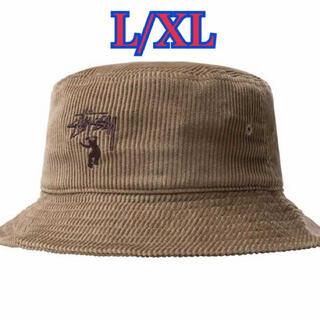 ステューシー(STUSSY)の【L/XL】Stussy Union Corduroy Bucket Hat(ハット)