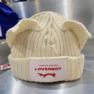 Charles Jeffrey Loverboy 猫耳ニット帽