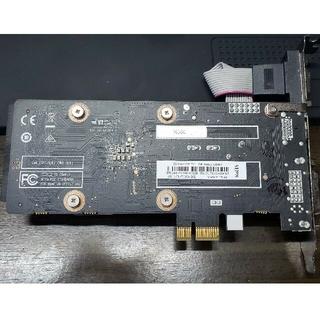 グラフィックボードZOTAC GeForce GT710 1GB PCIEX
