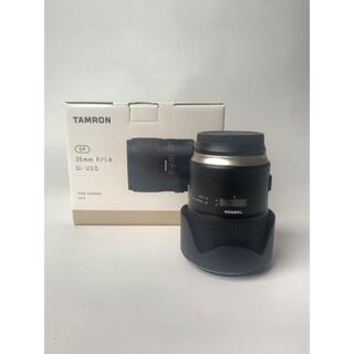 タムロン(TAMRON)のTAMRON SP35F1.4 DI USD(F045N) タムロン(レンズ(単焦点))