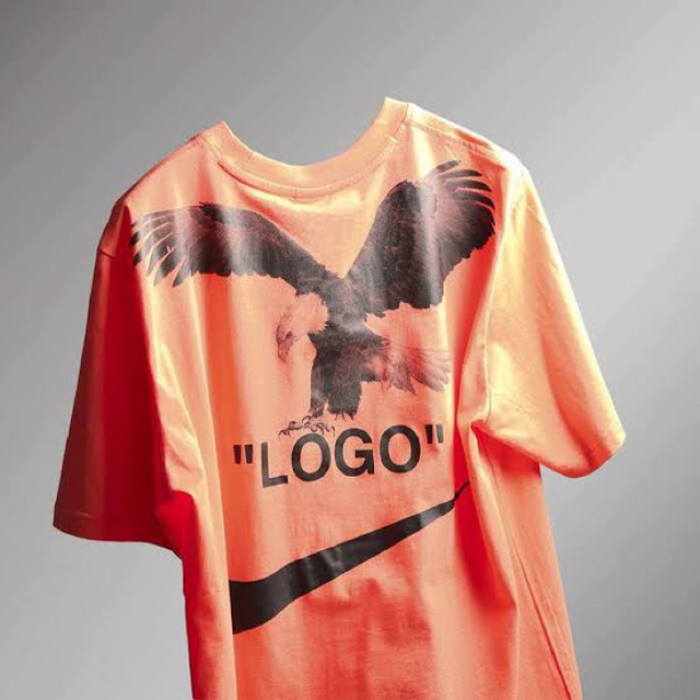 NIKE(ナイキ)の新品 NIKE ナイキ Tシャツ オフホワイト Off-White US S メンズのトップス(Tシャツ/カットソー(半袖/袖なし))の商品写真