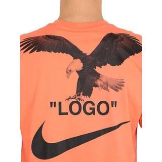 ナイキ(NIKE)の新品 NIKE ナイキ Tシャツ オフホワイト Off-White US S(Tシャツ/カットソー(半袖/袖なし))