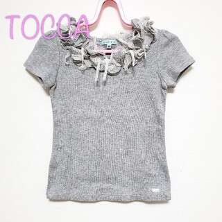 トッカ(TOCCA)の【100】TOCCA トッカ 半袖 Tシャツ(Tシャツ/カットソー)