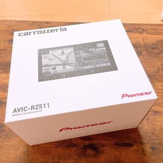 パイオニア(Pioneer)の① ☆★新品未開封★☆ Pioneer 楽ナビ AVIC-RZ511(カーナビ/カーテレビ)