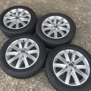 フォルクスワーゲン(Volkswagen)の専用フォルクスワーゲン スタッドレス(タイヤ・ホイールセット)