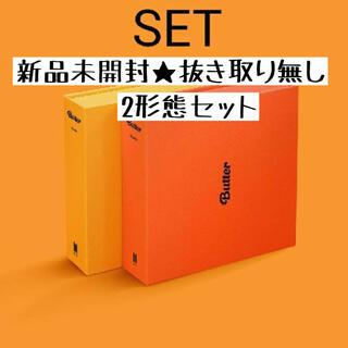 防弾少年団(BTS) - 【在庫限り】新品未開封 BTS Butter peaches cream 2形態