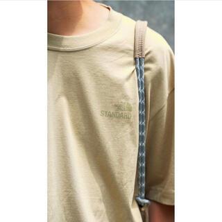 ザノースフェイス(THE NORTH FACE)のnorth face standard tシャツ(Tシャツ/カットソー(半袖/袖なし))