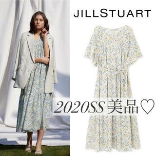 JILLSTUART - 美品♡今季 ジルスチュアート ララフラワーワンピース アナイ ルネ セルフォード