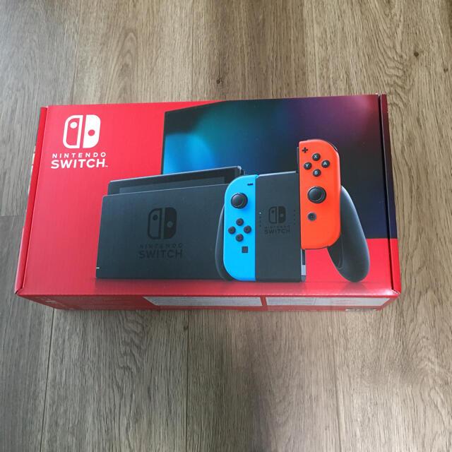 Nintendo Switch(ニンテンドースイッチ)のNintendo Switch 中古品 美品 エンタメ/ホビーのゲームソフト/ゲーム機本体(家庭用ゲーム機本体)の商品写真