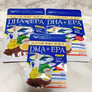 シードコムス えごま油•亜麻仁油配合 DHA + EPA サプリ 7ヶ月分