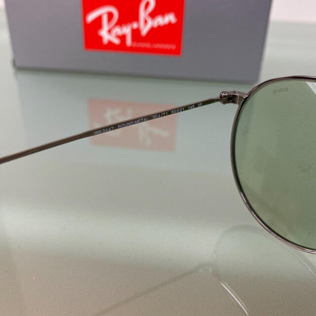 Ray-Ban(レイバン)の『BG〜身辺警護人』キムタクモデル レイバン RB3447 004/T1 メンズのファッション小物(サングラス/メガネ)の商品写真