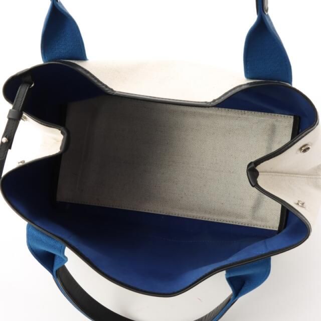 Balenciaga(バレンシアガ)のバレンシアガ BALENCIAGA ネイビーカバス ハンドバッグ レデ【中古】 レディースのバッグ(ハンドバッグ)の商品写真