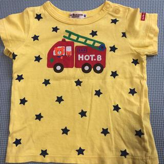ホットビスケッツ(HOT BISCUITS)のミキハウス Tシャツ(Tシャツ)