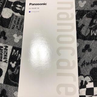 Panasonic - Panasonic ヘアードライヤー ナノケア (白) EH-NA9E-W
