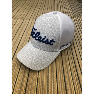 Titleist - 超美品 ゴルフキャップ 帽子 タイトリスト ALOHA フィットキャップ