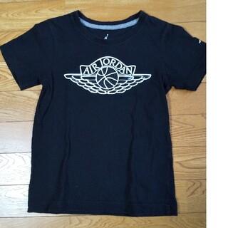 ナイキ(NIKE)のNIKE 120 黒Tシャツ  AIR JORDAN(Tシャツ/カットソー)
