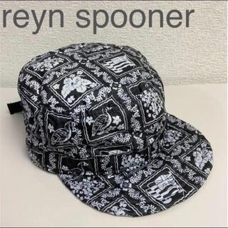 Reyn Spooner - 新品 レインスプーナー キャップ 帽子 アロハ柄 ハワイ 折りたたみ 軽量