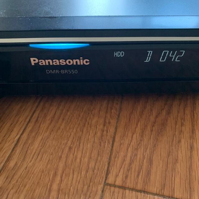 Panasonic(パナソニック)のPanasonic ブルーレイレコーダー  スマホ/家電/カメラのテレビ/映像機器(ブルーレイレコーダー)の商品写真