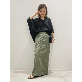 L'Appartement DEUXIEME CLASSE - L'Appartement CIOTA シオタ Cargo Maxi Skirt