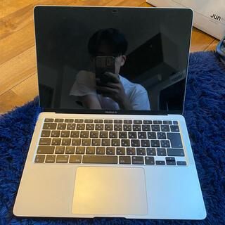 Mac (Apple) - MacBook Air M1チップ   8GB 512