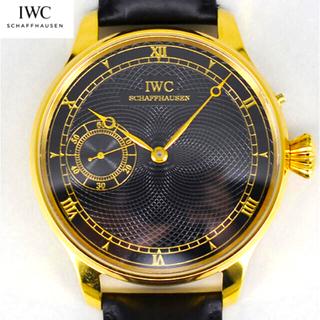 インターナショナルウォッチカンパニー(IWC)の【一品物】IWC 手巻き ハイブランド 腕時計 メンズ ウォッチ 1908年 (腕時計(アナログ))