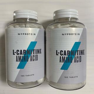 マイプロテイン(MYPROTEIN)のマイプロテイン   カルニチン   360錠(アミノ酸)