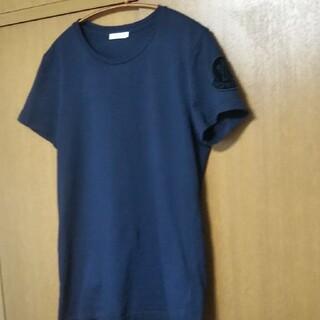 モンクレール(MONCLER)のMONCLER でかワッペン Tシャツ(Tシャツ(半袖/袖なし))