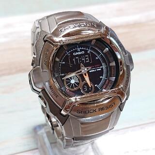 G-SHOCK - 良品【CASIO/G-SHOCK】デジアナ メンズ腕時計 G-500XD-4AJ
