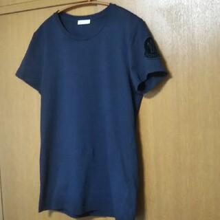 MONCLER - MONCLER でかワッペン Tシャツ