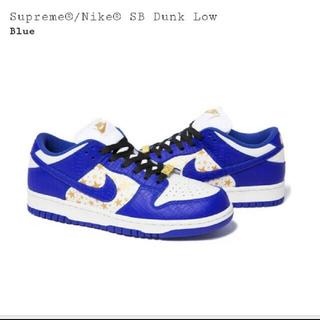 シュプリーム(Supreme)のSupreme 21ss Nike SB Dunk Low(スニーカー)