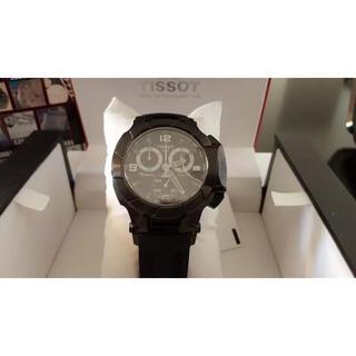 TISSOT - TISSOT(ティソ) T-RACE  BLACK CHRONOGRAPH